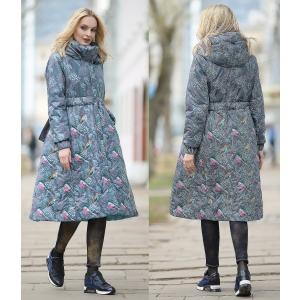 Пальто Снежное 105-размеры 44,46,48,50,52.