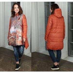 Куртка Лаура 13-размеры 42,44,46,48,50,52.