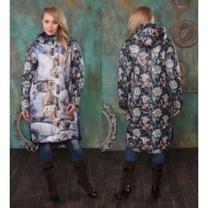 Пальто Зима 15-размеры 42,44,46,48,50,52.