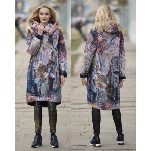 Пальто Кокон 85-размеры 48,50,52,54,56.