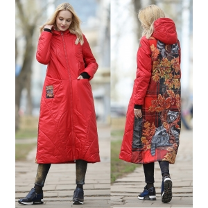 Пальто Еноты 97-размеры 44,46,48,50,52.