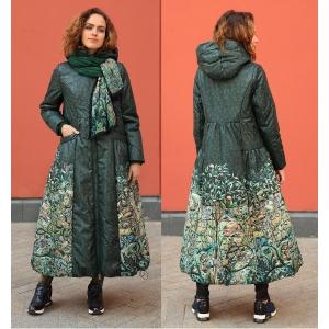 Пальто Вьюнок 98-размеры 44,46,48,50,52.